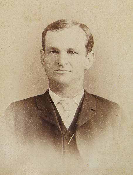 John Belvedere Cavitt about 1894