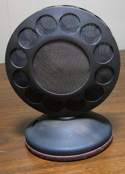 1920's vintage microphone