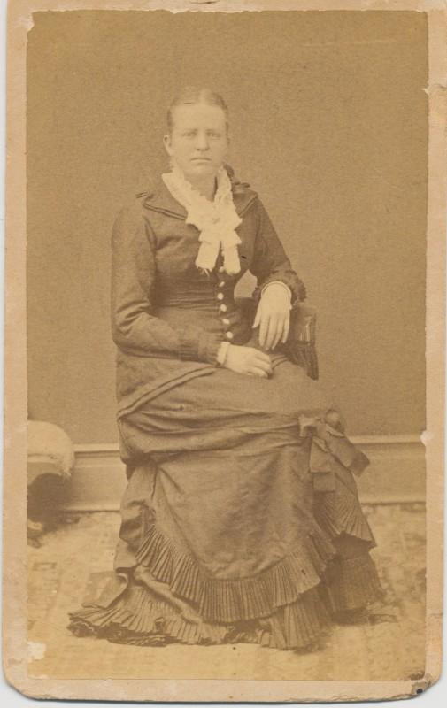 Ann Garrett
