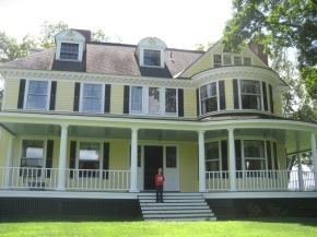 Bridge Family Summer home, Walpole
