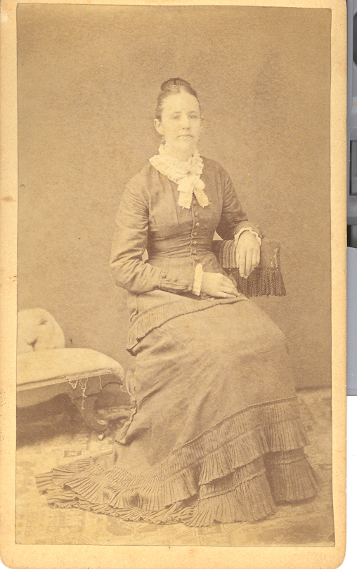 Elza Garrett, b. in Mississippi about 1857