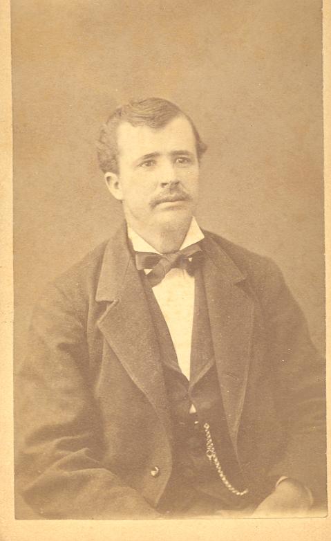 Silas Alexander Garrett (Dick)
